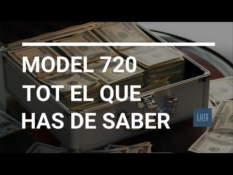 Model 720 - Tot el que has de saber