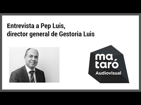 Entrevista a Pep Luis pel covid-19 a Mataró Audiovisual