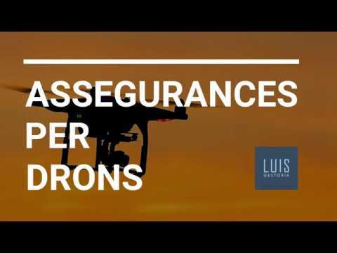 Assegurances per drons recreatius