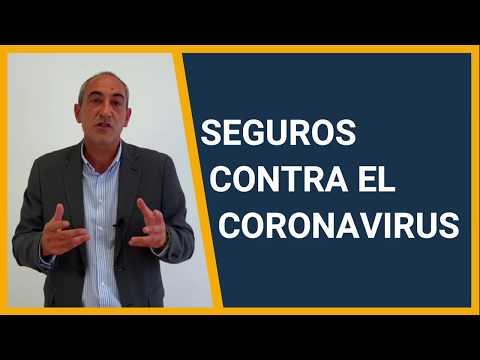 Seguros contra el coronavirus 🤒🏥 Todo lo que debes saber