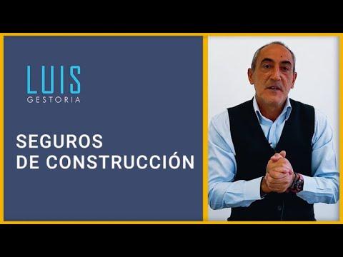 Seguros de construcción 🏗 👷🏼♂️