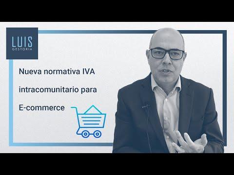 Nueva normativa IVA Intracomunitario para ecommerce