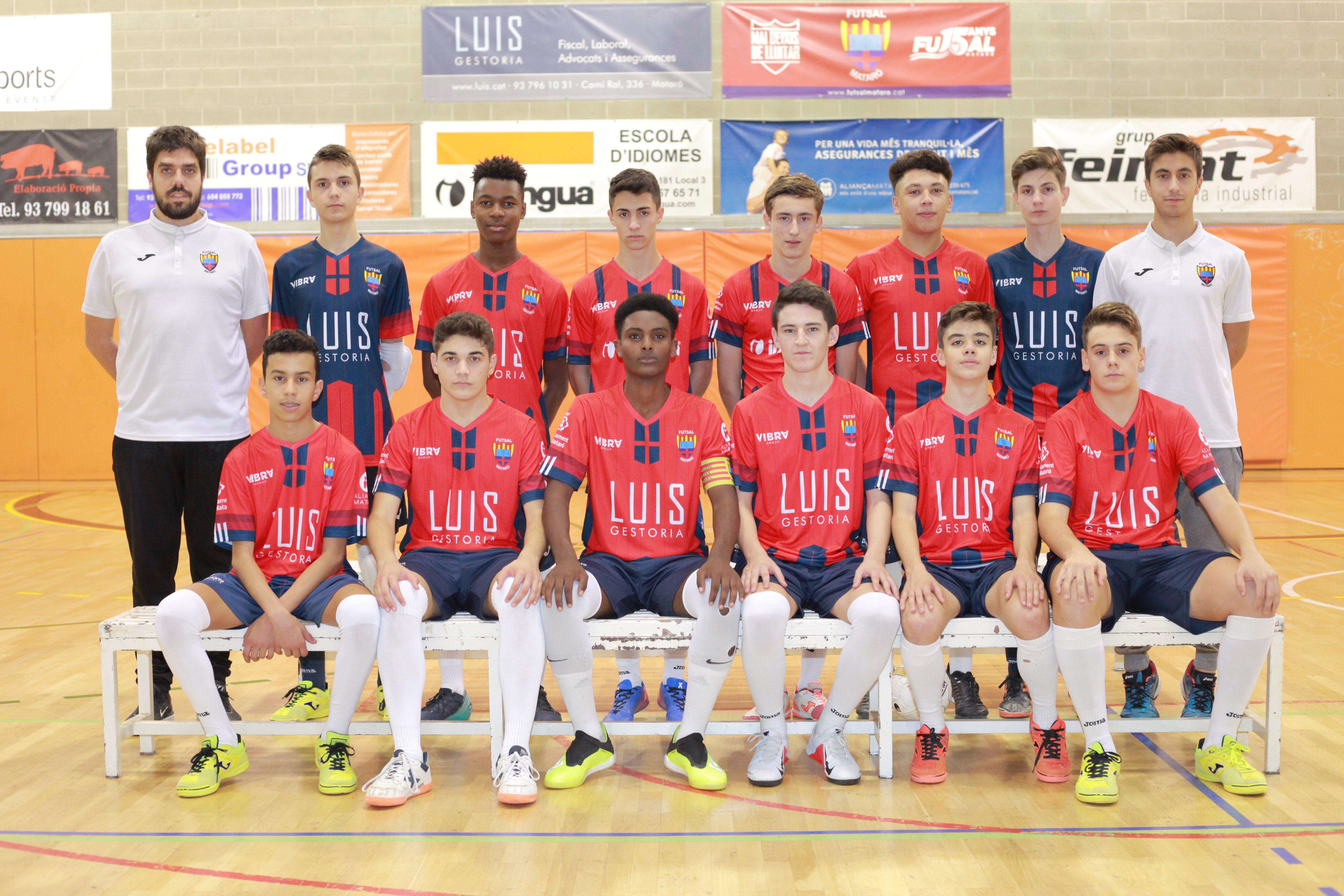 Presentació Equips CE Futsal Mataró Temporada 2018-2019