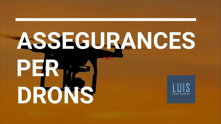 assegurances per drons careta