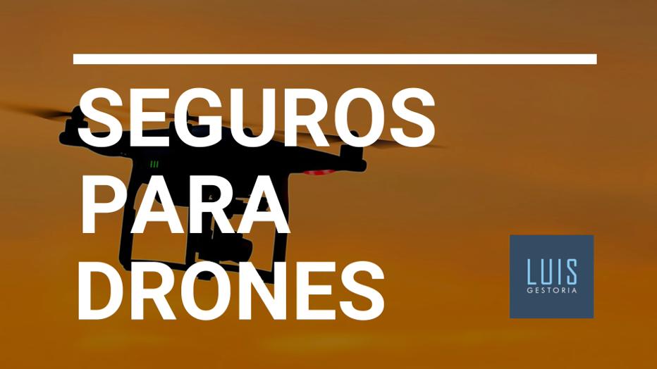 seguros para drones careta