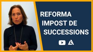 Reforma de l'impost de successions a Catalunya