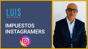 Impuestos para instagramers