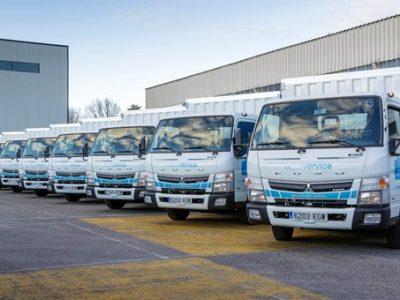 camiones nuevos asesoría empresas
